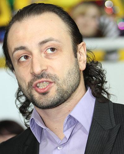 Илья Авербух устроил в Донецке репетицию звездного ледового шоу.