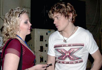 Александр Кривошапко откровенно рассказал журналистке «Донбасса» Александре Самсоновой о своей любви к судье Танцев со звездами.