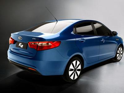 Kia показала в Шанхае новый седан