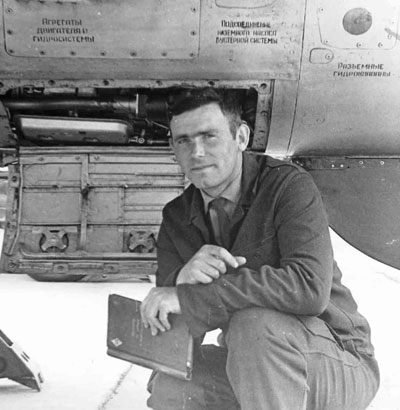 Армейская закалка (Николай Лысенко служил техником в авиаполку) позволила стоически перенести чернобыльские тяготы.
