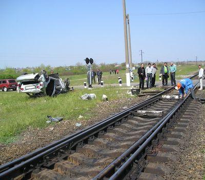 ДТП на железнодорожном переезде: погибла двухлетняя девочка
