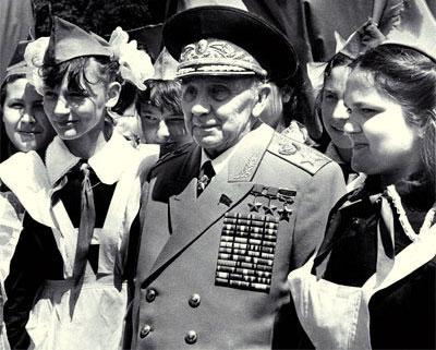 Кирилл Москаленко был самым титулованным в регионе ветераном войны.