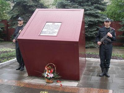 9 мая - День Победы. Донецк