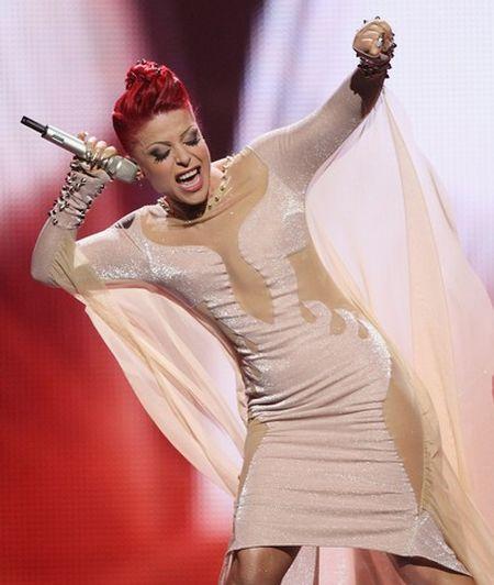Евровидение-2011. Албания. Аурела Гаче.