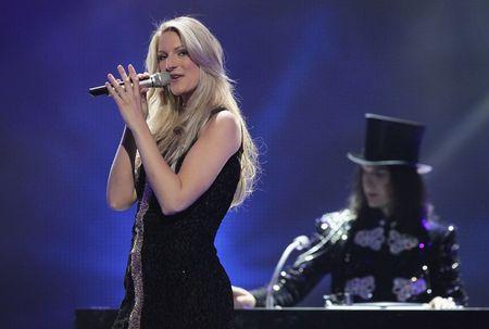 Евровидение-2011. Хорватия. Дария.