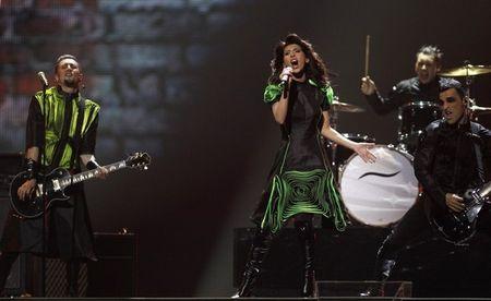 Евровидение-2011. Грузия. Eldrine.