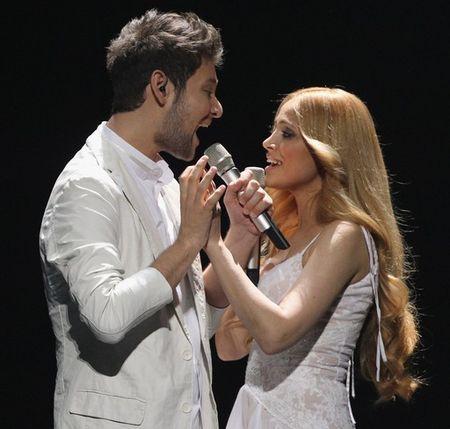 Евровидение-2011. Азербайджан. Ell and Nikki.