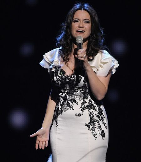 Евровидение-2011. Литва. Эвелина Сашенко.
