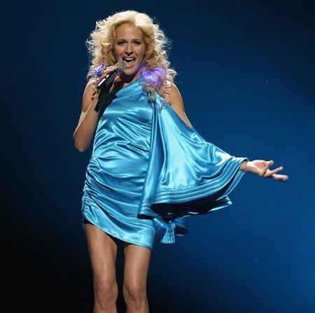 Евровидение-2011. Венгрия. Кати Вульф.