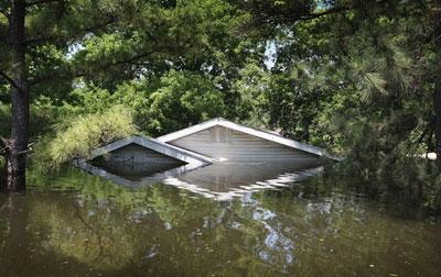 Миссисипи - потоп