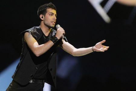 Евровидение-2011. Кипр. Христос Милордос.