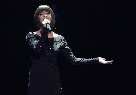 Евровидение-2011. Австрия. Надин Бейлер.