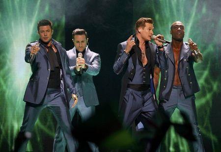 Евровидение-2011. Великобритания. Blue.