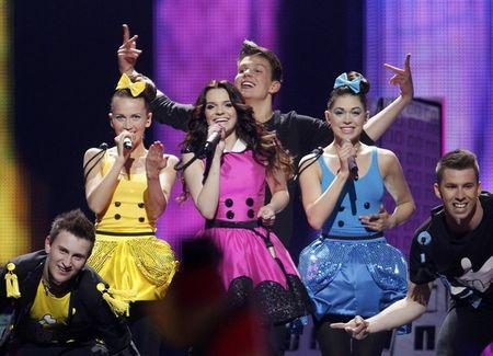Евровидение-2011. Эстония. Геттер Яани.