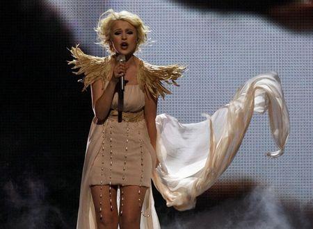 Евровидение-2011. Украина. Мика Ньютон.