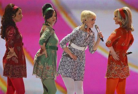 Евровидение-2011. Сербия. Нина.
