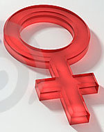 Знак женщины