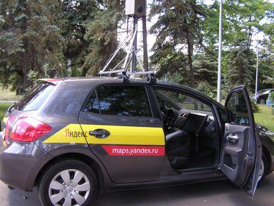 Яндекс. Карты - панорамы Донецк и Макеевка