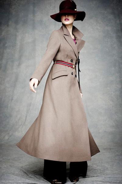 мода 2011-2012