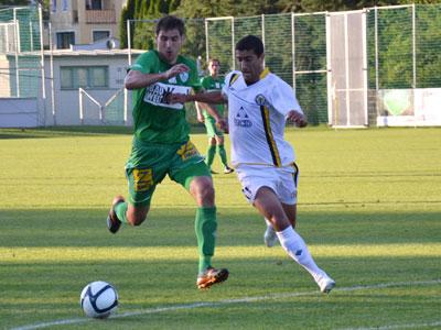 В Металлурге возлагают надежды на забивные способности хавбека сборной Армении Геворга Казаряна.
