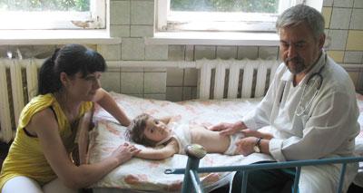 Сергей Димитриев: Мама трехлетней Вики, заподозрив кишечную инфекцию, сразу же обратилась в стационар, и через несколько дней малышка пошла на поправку.