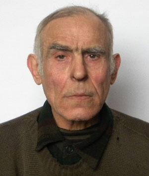 Кабацков Анатолий Михайлович, 68 лет. Горнорабочий поверхности в технологическом комплексе поверхности. Проработал в шахте тридцать лет.