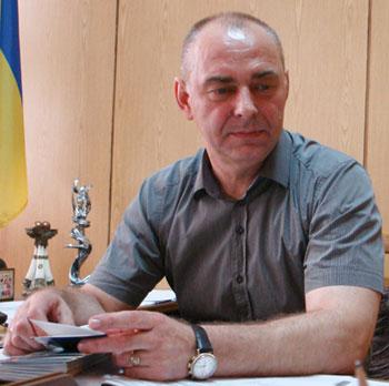 Генеральный директор ГП Орджоникидзеуголь Павел Череповский