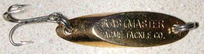 Кастмастер - отличная наживка при ловле судака.