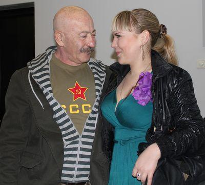 Александр Розенбаум и Наталья Петренко