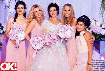 Фото свадьбы жасмин и илана шору
