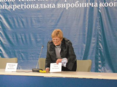 Эксподонбасс - накануне визита президентов
