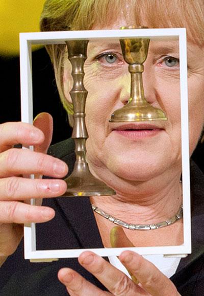 Еврейский музей Берлина вручил Премию толерантности канцлеру Германии Ангеле Меркель.