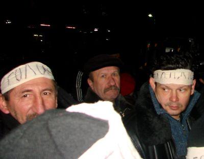 чернобыльцы в Донецке