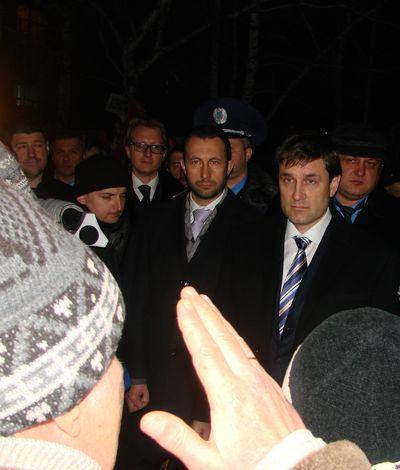 Андрей Федорук и Андрей Шишацкий