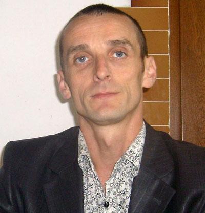 координатор уфологического клуба УФОДОС, оператор Национального архива НЛО Украины Ярослав Сочка