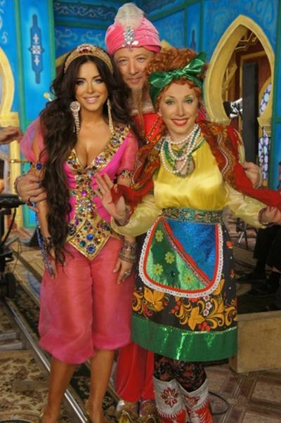 Ани Лорак стала принцессой из сказки Аладдин