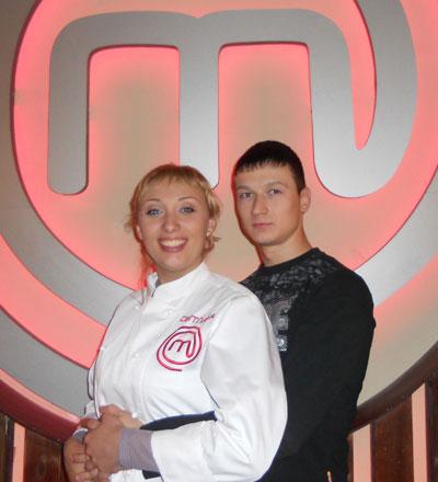 Светлана Шептуха уверяет, что победить ей во многом помогла поддержка мужа Владимира.