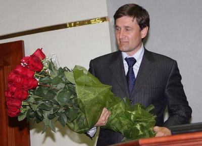 Июль.  Новый губернатор Андрей Шишацкий