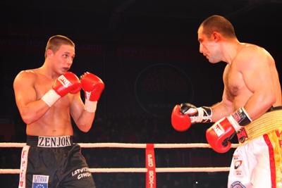 Pro Boxing Show 10