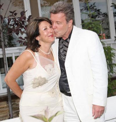 Счастливая пара: Ирина и Лев Лещенко