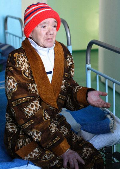 Валентина Толмачева: Ночевала у котельной, пока не почувствовала, что начинаю синеть.