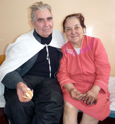 27 января стало вторым днем рождения Людмилы, считают супруги Гашута.