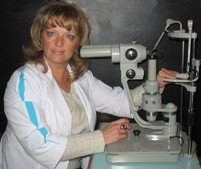 Главный офтальмолог Калининского района Наталья Василенко советует подходить к лечению ячменя серьезно.