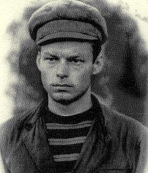 Таким Олекса Ризныкив был во время первой ходки - в Мордовии.