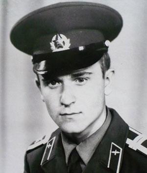 Сергей Кукочка служил в Эстонии.