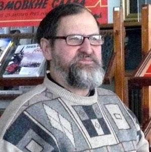 Анатолий Парафинюк - красноармейский художник, а по профессии оформитель интерьеров и экстерьеров.