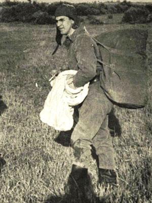 Анатолий Парафинюк 45 лет назад служил в Витебске.