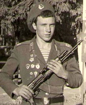 Армейская служба Александра Токарчика прошла с одесскими приколами.