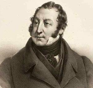 Джоаккино Россини (1792) - знаменитый итальянский композитор, автор 39 опер