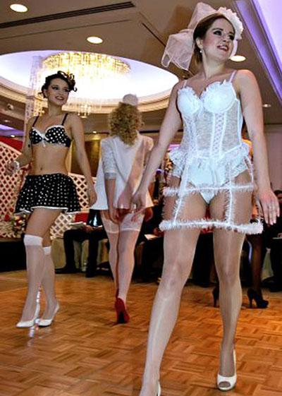 Финал конкурса Невеста года в Украине-2011 состоялся в Киеве. В нем приняли участие более сотни девушек из разных регионов страны, которые в минувшем году пошли под венец.